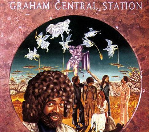 Graham Central Station Lp-Ain't no bout a doub it Ok