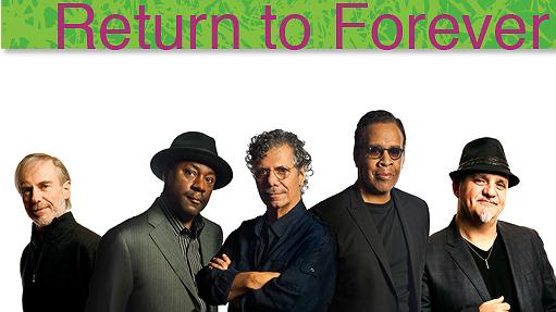 Return To ForeverOk