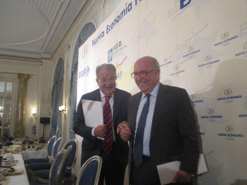 Romano Prodi y Alumina Foto angelaGonzaloM