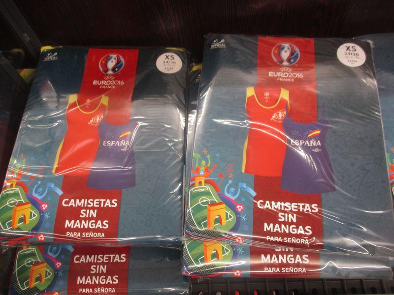 Camisetas selección nacional2 Foto angelaGonzaloM
