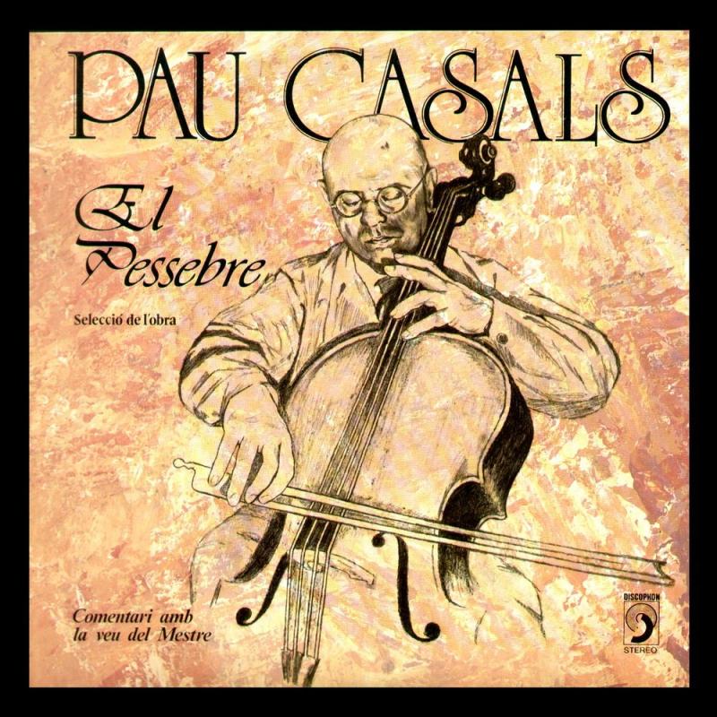 1978 Disc El pessebre Pau Casals