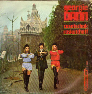Georgie Dann Casatschok 1969 BLOG