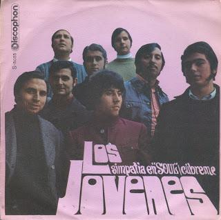 Los Jóvenes 1969