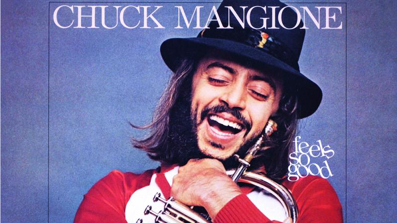 Chuck Magione Lp-Feels so goodOk