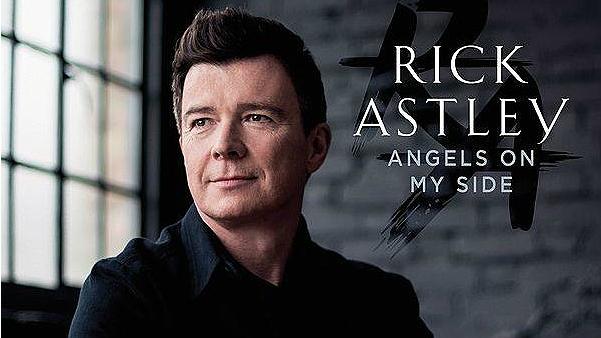 Rick Astley single-Angels on my sideOk