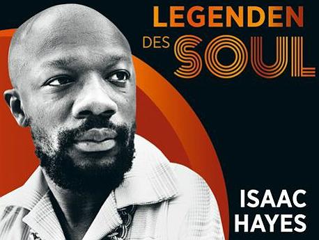 Isaac Hayes - Legends des soulOk