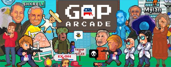 Gop-arkade