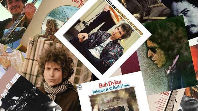 Bob Dylan ÁlbumesOk