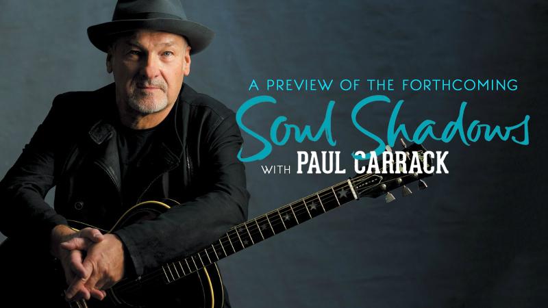 Paul Carrack Lp-Soul shadowsOk