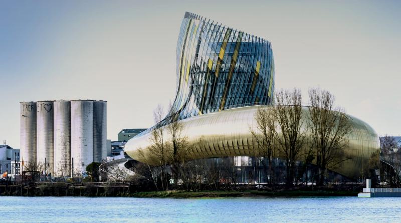 Cité du Vin  Burdeos
