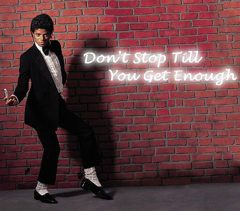 Michael Jackson Single-Dont StopOk