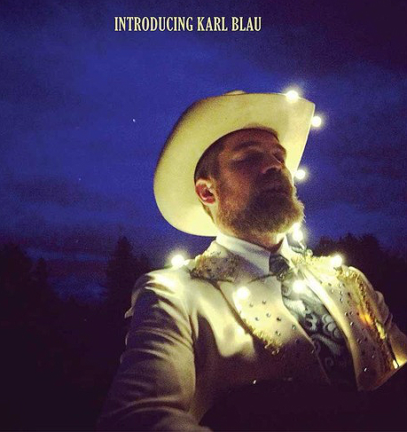 Karl Blau Lp-IntroducingOk