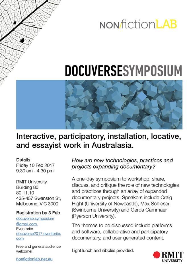 Docuverse Symposium 4