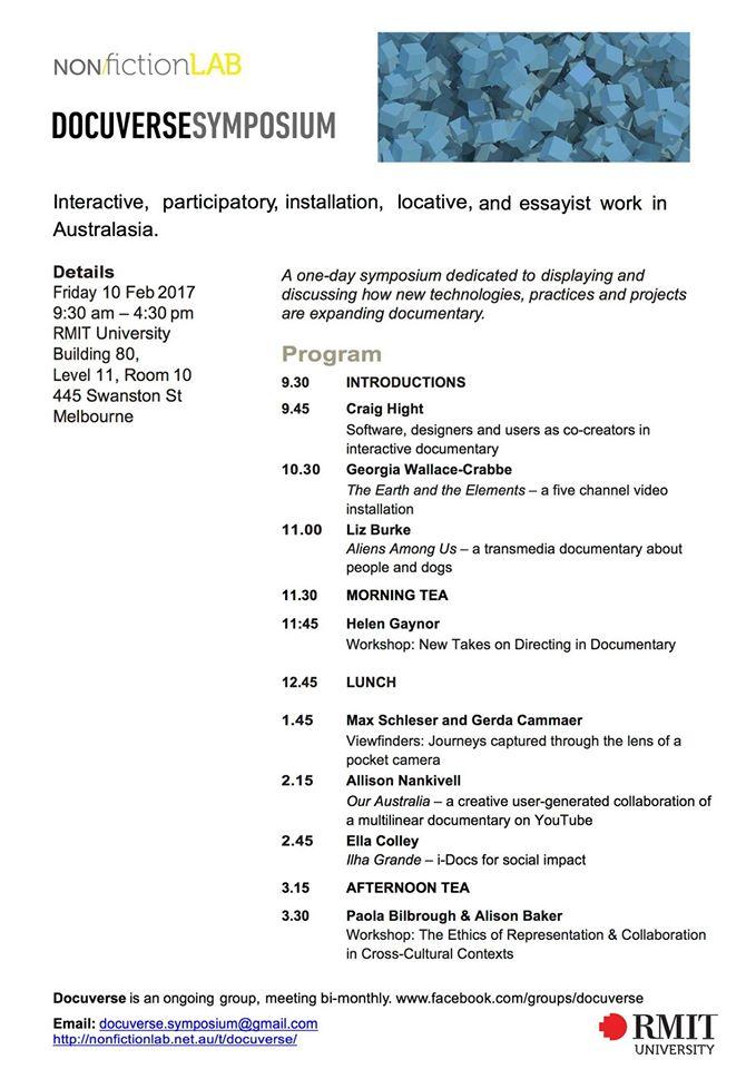 Docuverse Symposium 5