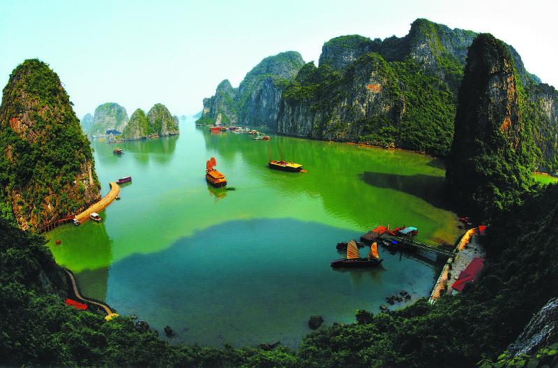 Ha Long bay 04_Ministerio turismo Vietnam