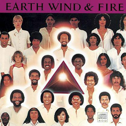 Earth Wind & Fire 4Ok