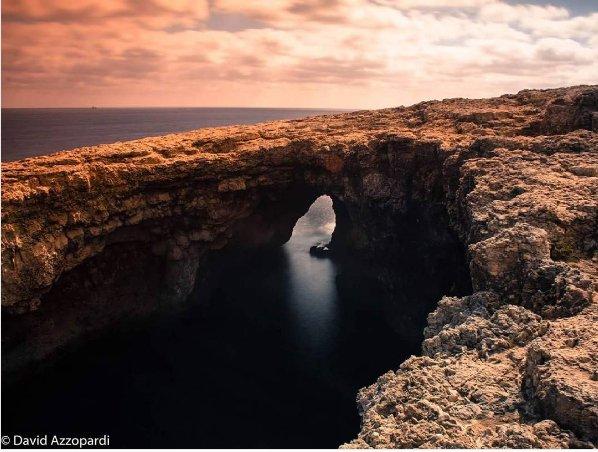 L-Aħrax Tal-Mellieħa by David Azzopardi