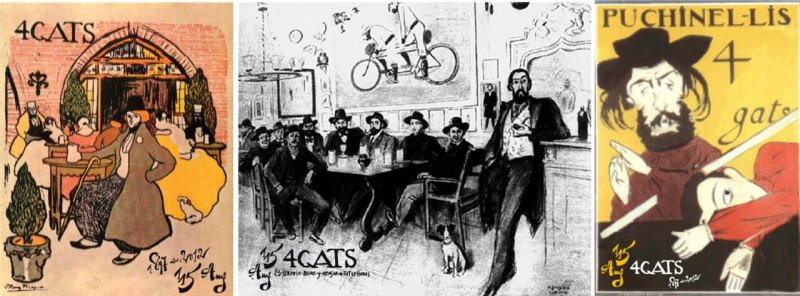4-Gats-restaurante-centenario-muy-vivo_Foto 4 Gats