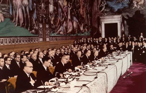 Firma_Tratado_de_Roma_1957