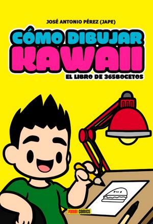 Kawaii El Estilo Ideal Para Que Los Niños Comiencen A Dibujar