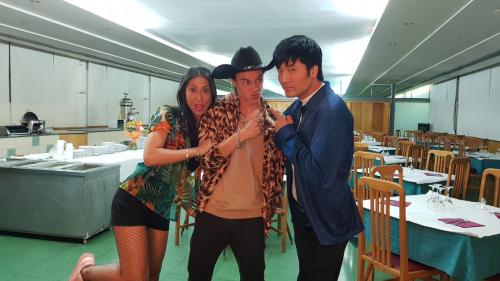Trio asiatico