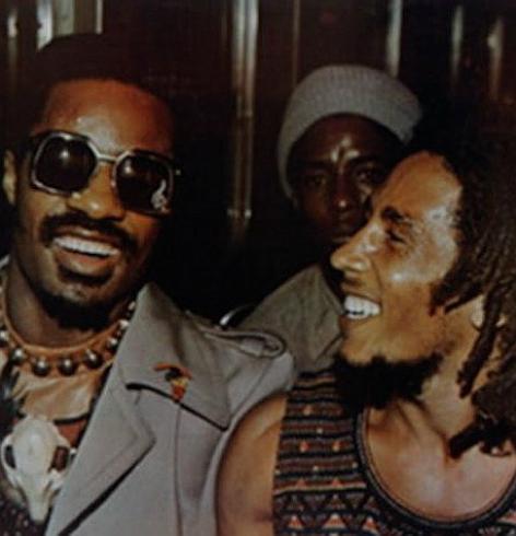 Bob Marley & Stevie WonderOk