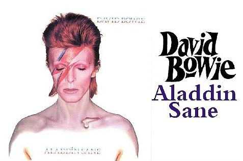 David Bowie Aladine saneOk