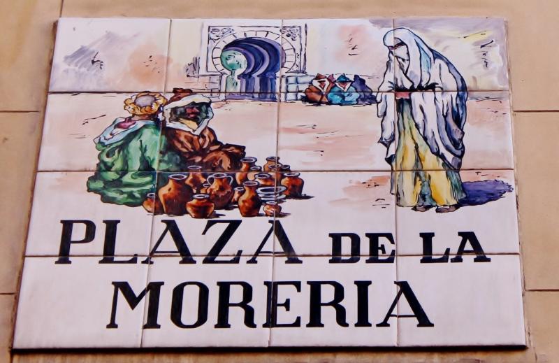 Plaza de la Morería_MAD