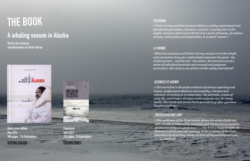 A Whaling Season in Alaska 5