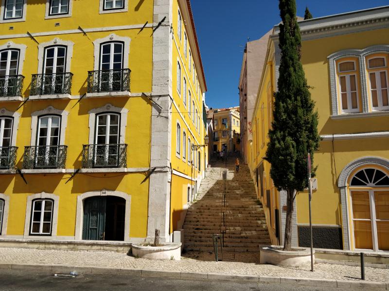 Lisboa Sâo Bento
