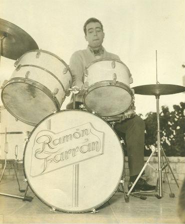 Ramon Farran bateria personalitzada BLOG