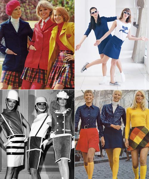 340f42a16 La minifalda cumple 50 años y arrasa esta temporada - La vida al ...