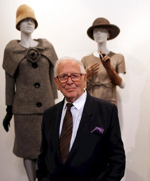 Pierre Cardin regala su legado al mundo con un nuevo museo en París ... e321f45e1bd