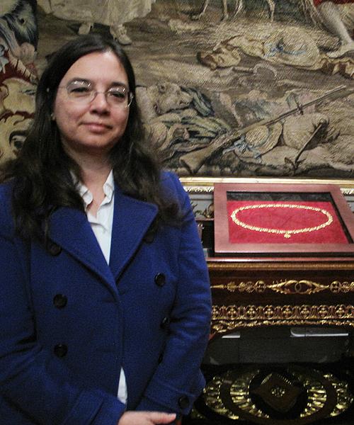 Amelia-Aranda,-conservadora-del-Palacio-Real