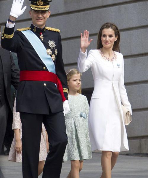 Doña-Letizia-en-la-proclamación-de-Felipe-VI