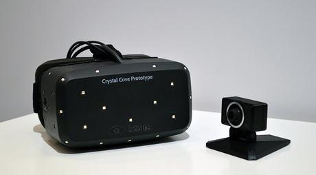 Tracker Oculus Rift