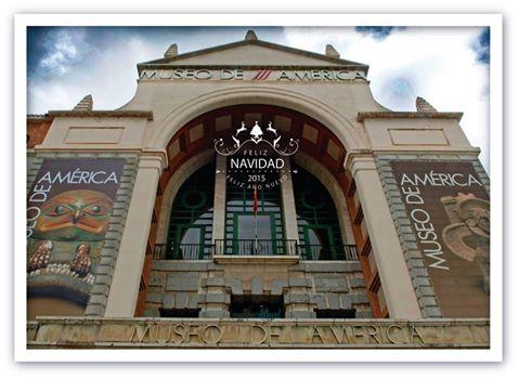 Felicitación museo de América
