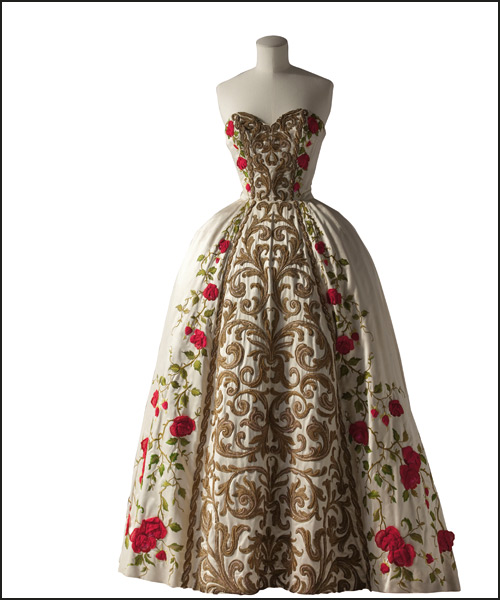 2a5ea8729 Fascinados por la moda parisina de los años 50 - La vida al bies ...