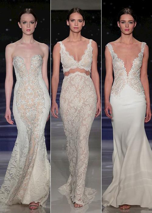 precios de remate renombre mundial nuevo baratas Los vestidos de novia más impresionantes vistos en Nueva ...