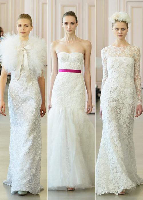 los vestidos de novia más impresionantes vistos en nueva york - la