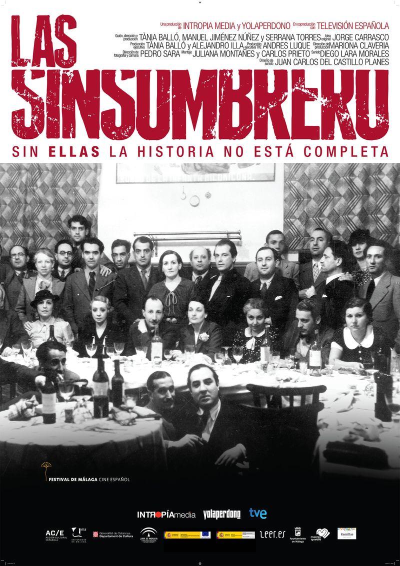 Poster LasSinsombrero