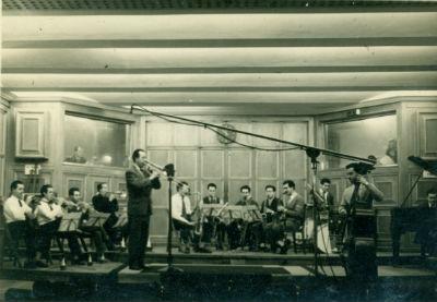 José Llovera y Orq Savoy a RNE BLOG