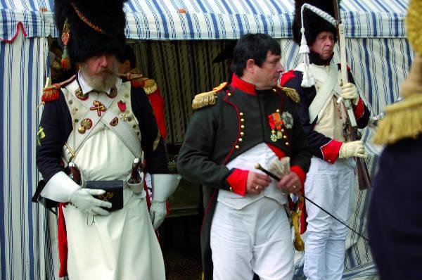 01 Battle of Waterloo Reenactment2 - copyright Richard-Yves Storm