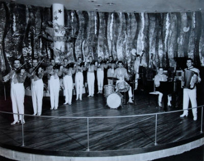 Orquesta Jesús Moreno al Tropicana blog