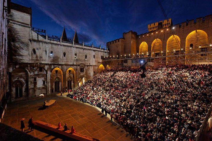 10306171_1030913010270859_4470234537751549146_n Foto Facebook Festival d'Avignon