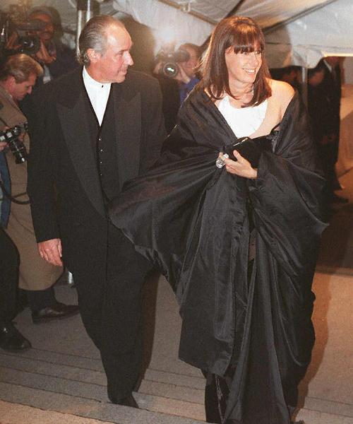 Donna-Karan-y-Stephen-Weiss-en-1996