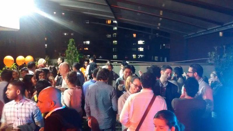 Inaguracio DocsBarcelona+Medellin 2015