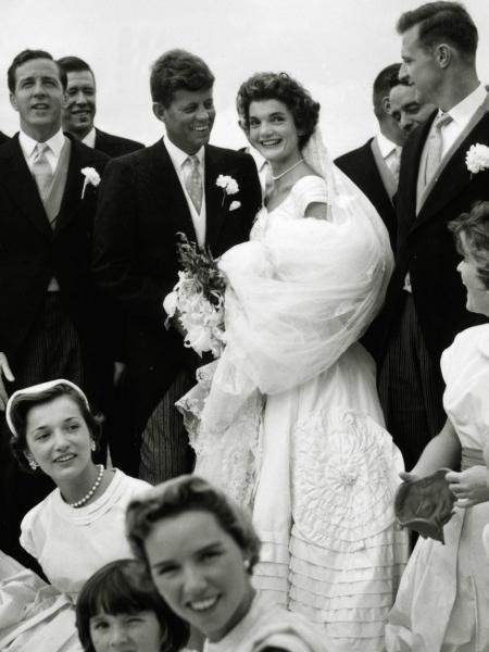 Boda-de-Jacqueline-Bouvier-y-John-Kennedy