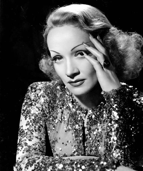 Retrato-de-Marlene-Dietrich