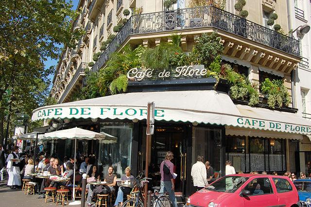 640px-Cafe_de_Flore_2007 (Wikipedia)